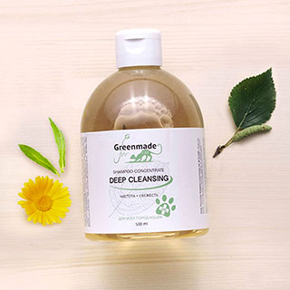 Shampoo-concentrate Deep Cleansing
